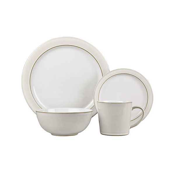 Denby Natural Canvas 16 Piece Set