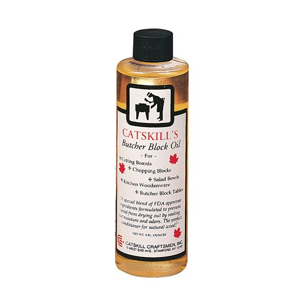 Catskill Butchers Block Oil
