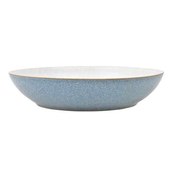 Denby Elements Blue Pasta Bowl