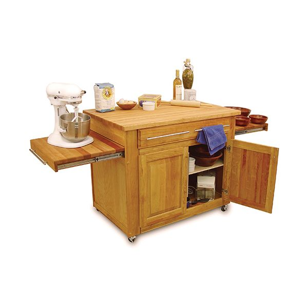 Empire Island Catskill Kitchen Trolley