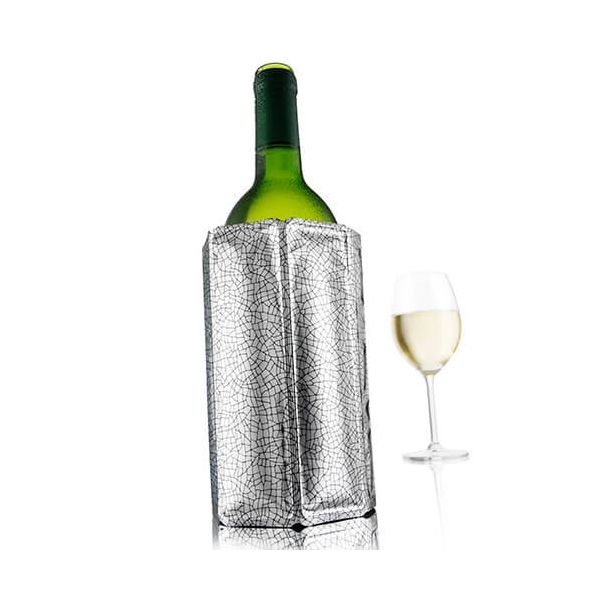 Vacu Vin Active Wine Cooler Silver