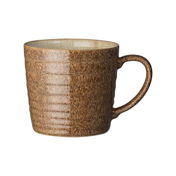 Denby Studio Craft Birch Alt Ridged Mug