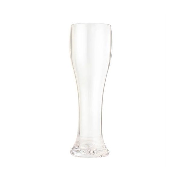 Epicurean Acrylic 23oz Pilsner Glass