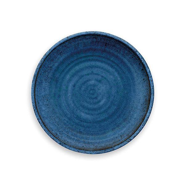 Epicurean Melamine Artisan Indigo Dinner Plate
