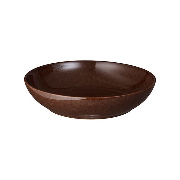 Denby Studio Craft Walnut Pasta Bowl