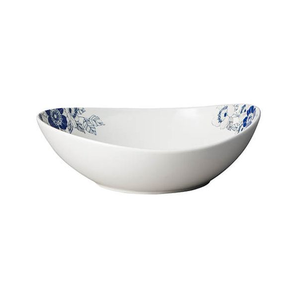 Denby Monsoon Fleur Large Serving Bowl