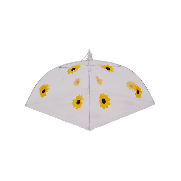 Epicurean Sunflower 30cm Folding Food Umbrella