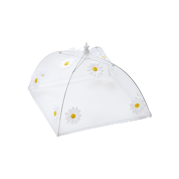 Epicurean Daisy 30cm Folding Food Umbrella