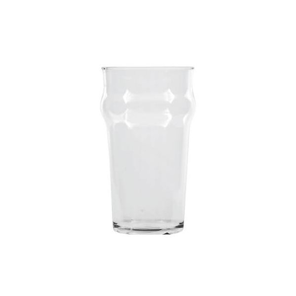 Epicurean Acrylic Nonic Small Beer Tumbler