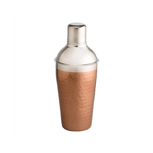 Epicurean Barware Copper Cocktail Shaker