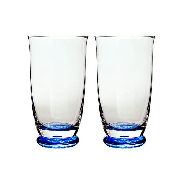 Denby Imperial Blue Large Tumbler Pack Of 2