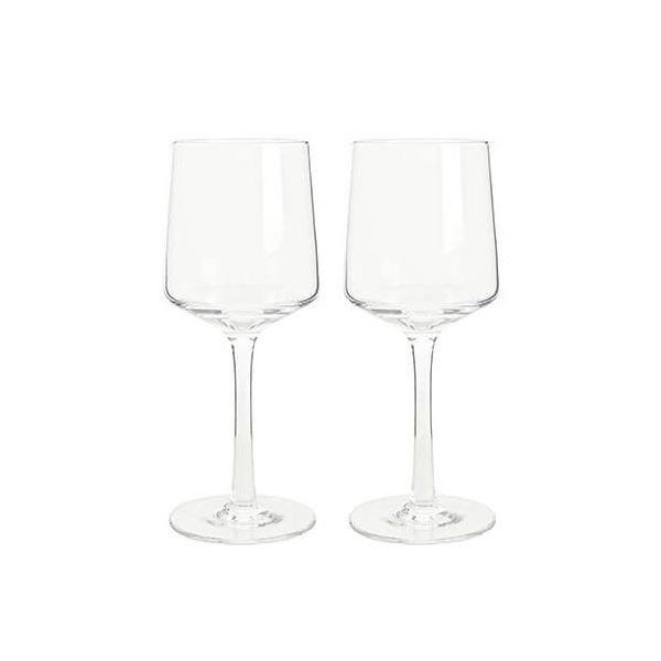 Denby Natural Canvas White Wine Pack Of 2