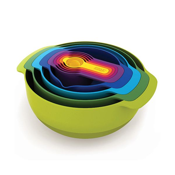 Joseph Joseph Nest 9 Plus (9 Piece Multi Coloured Set)