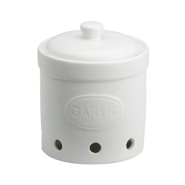 BIA Garlic Storage Jar