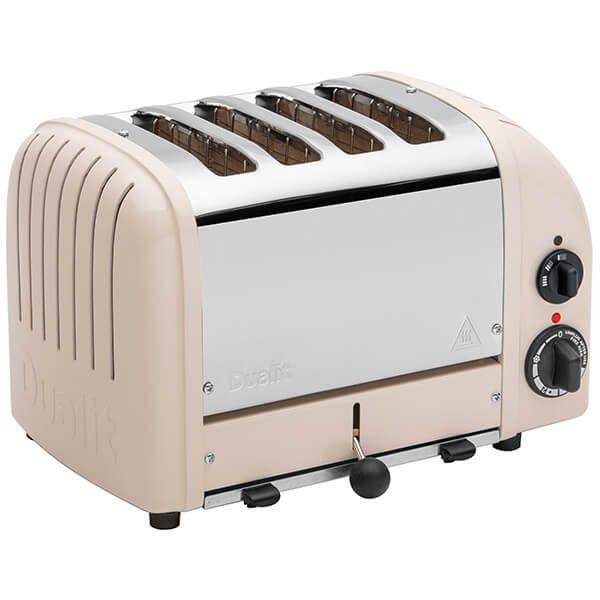 Dualit Classic Vario AWS Limestone 4 Slot Toaster