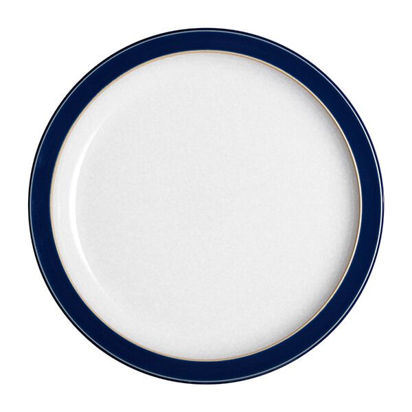 Denby Elements Dark Blue Small Plate