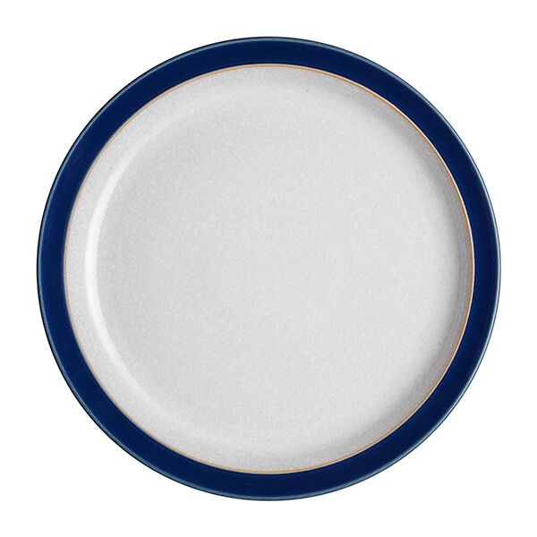 Denby Elements Dark Blue Medium Plate