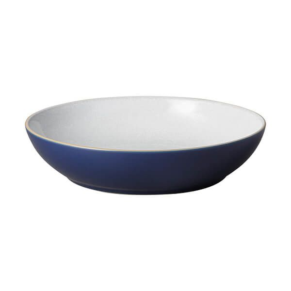 Denby Elements Dark Blue Pasta Bowl