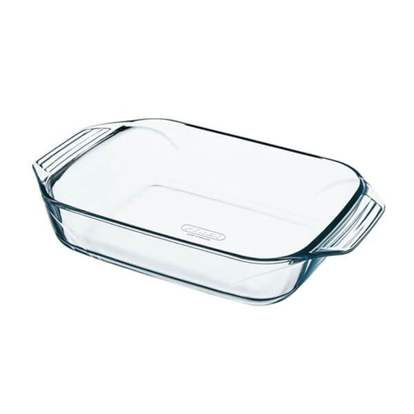 Pyrex Optimum 28cm Rectangular Roaster