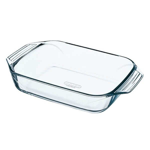 Pyrex Optimum 31cm Rectangular Roaster