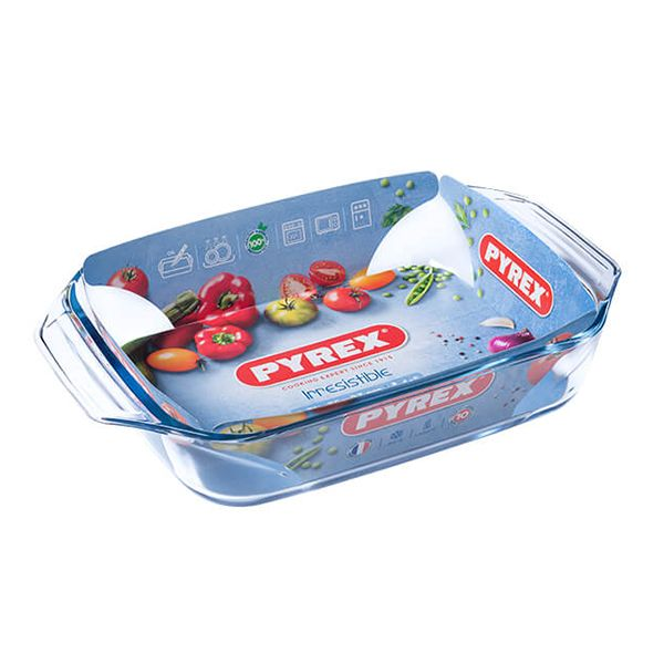 Pyrex Rectangular Roaster 2.9L