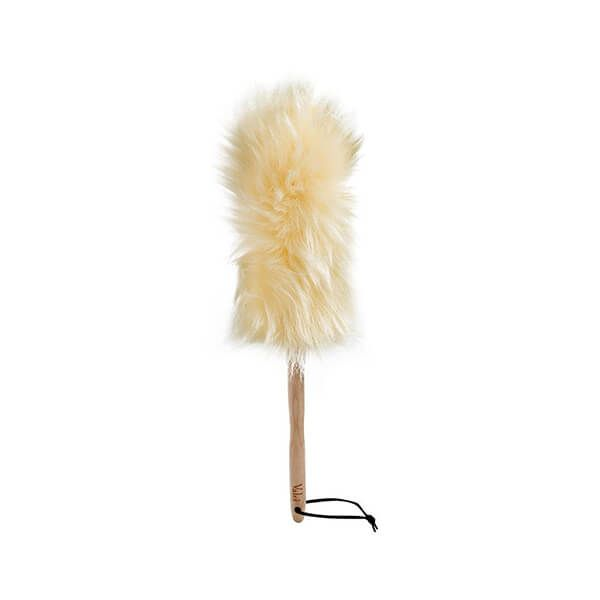 Valet Lambswool Duster Beech Handle 46cm