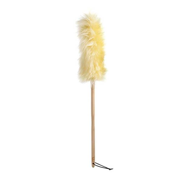 Valet Lambswool Duster Beech Handle 75cm