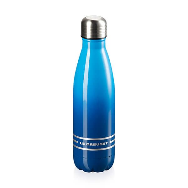 Le Creuset Marseille Blue Hydration Bottle 500ml