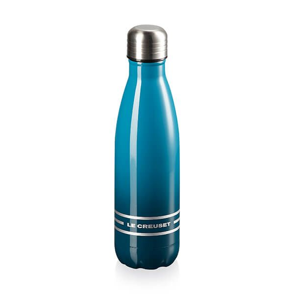 Le Creuset Deep Teal Hydration Bottle 500ml