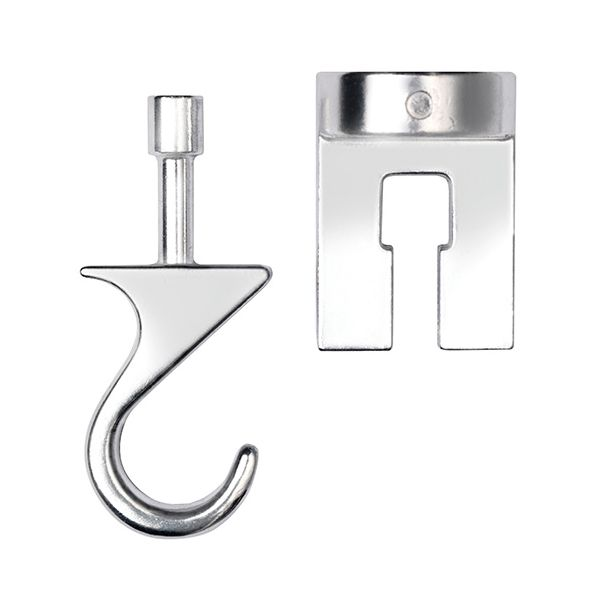 Hahn Aluminium Swivel Hook