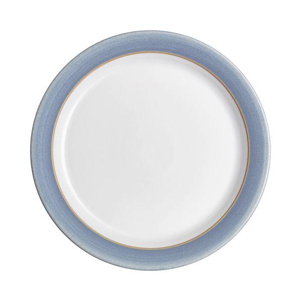 Denby Natural Denim Medium Plate