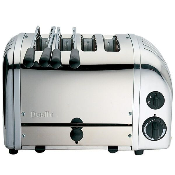 Dualit Classic Combi Vario AWS Polished 2x2 Slot Toaster