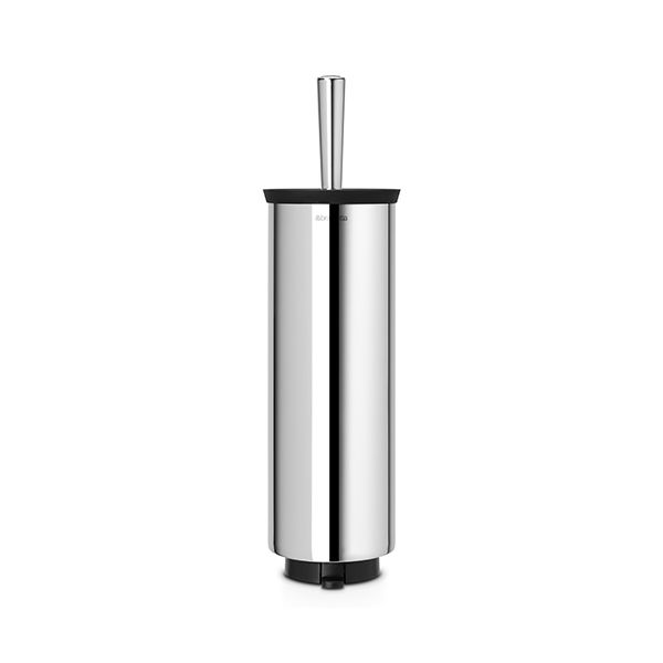Brabantia Brilliant Steel Toilet Brush and Holder