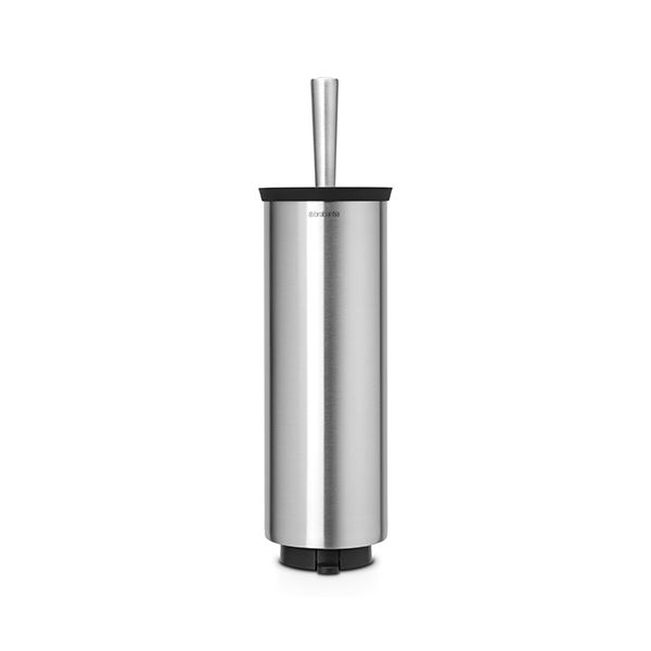 Brabantia Matt Steel Toilet Brush and Holder