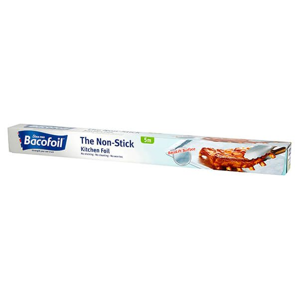 Bacofoil The Non-Stick Kitchen Foil 45cm x 5m