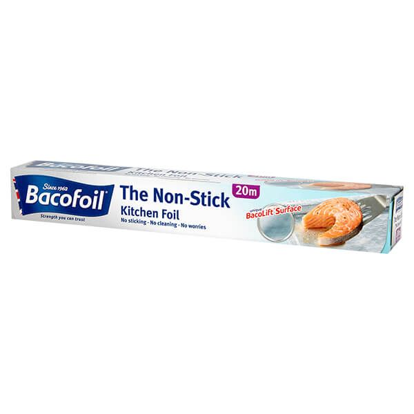 Bacofoil The Non-Stick Kitchen Foil 30cm x 20m