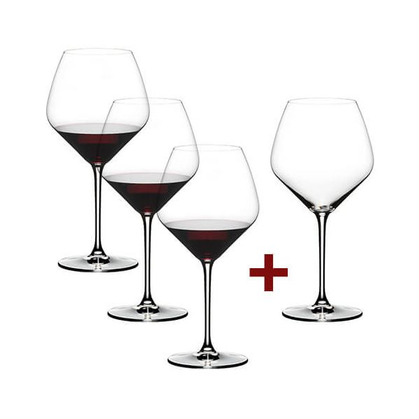 Riedel Extreme Pinot Noir 4 for 3 Glasses