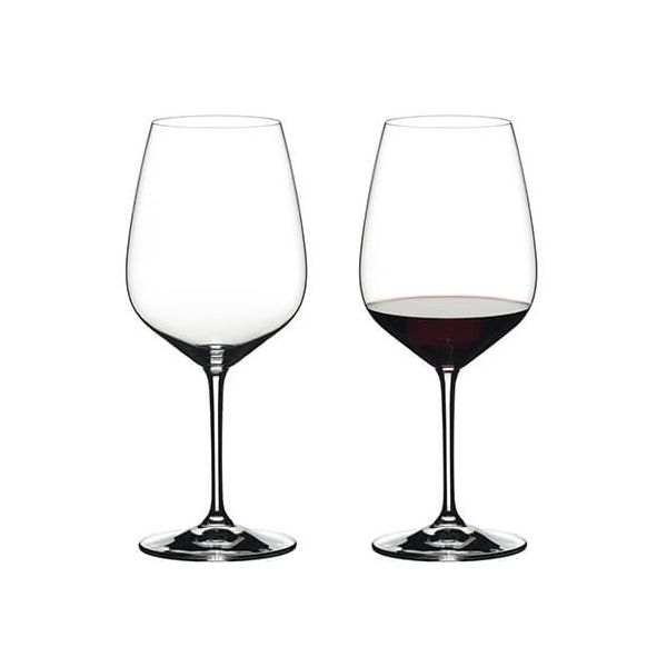 Riedel Extreme Cabernet Set Of 2 Glasses