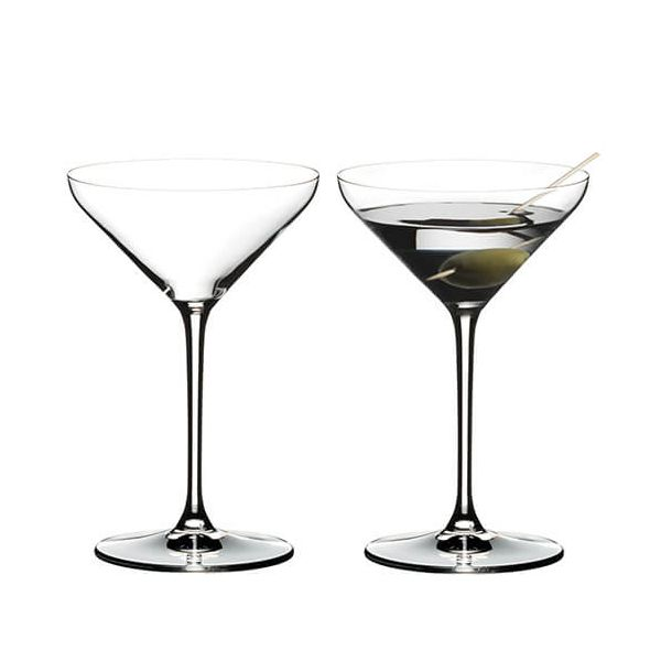 Riedel Extreme Martini Set Of 2 Glasses