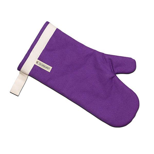 "Le Creuset Ultra Violet 14"" Oven Mitt"