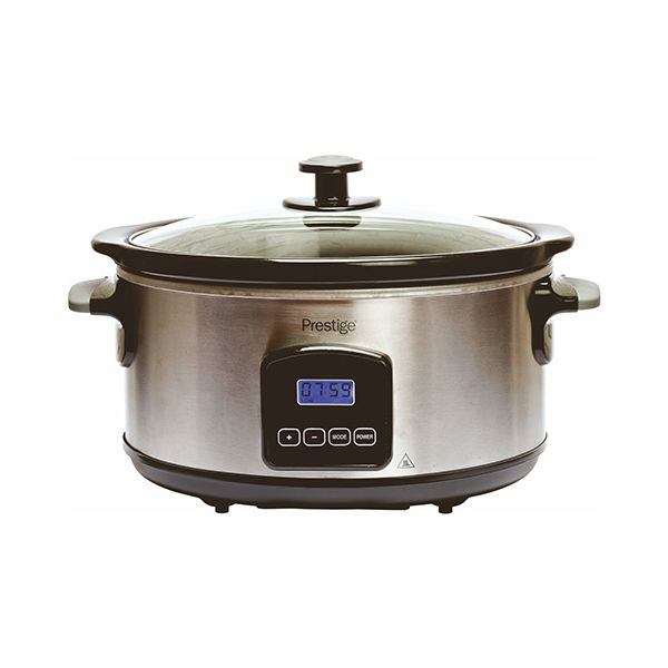 Prestige 5.5 Litre Digital Slow Cooker