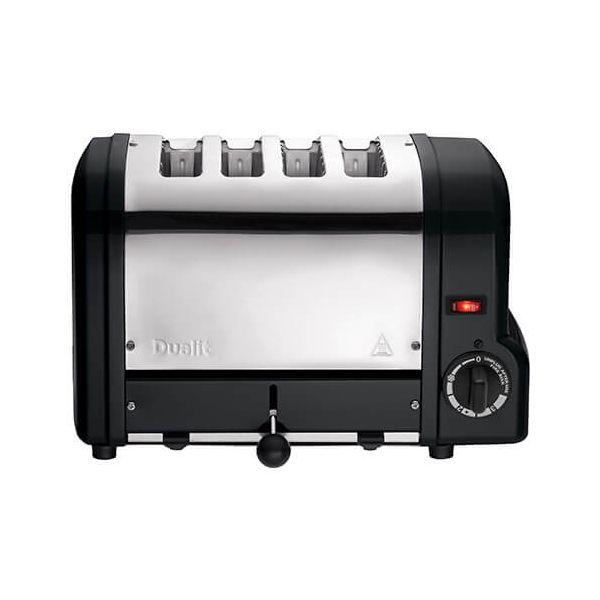 Dualit Origins Black 4 Slot Toaster
