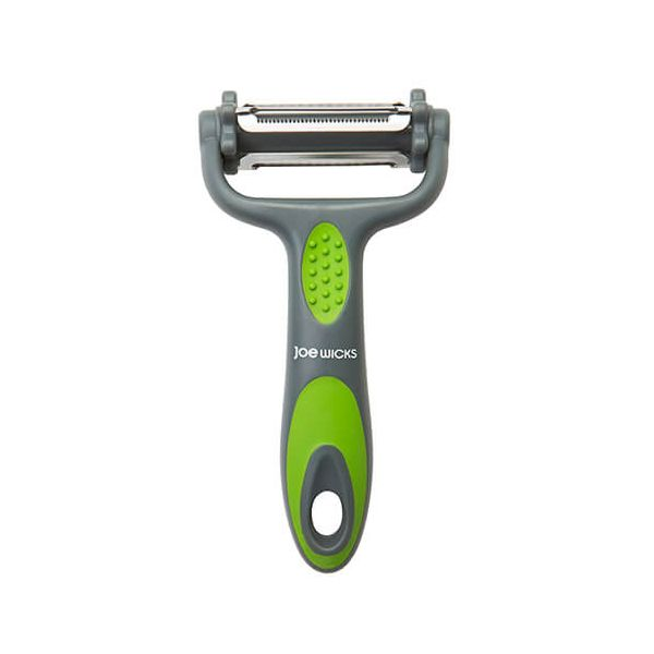 Joe Wicks 3 in 1 Peeler Multi Functional Green