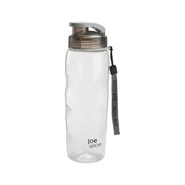 Joe Wicks Sports Bottle Grey 700ml