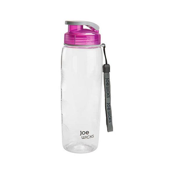 Joe Wicks Sports Bottle Raspberry 700ml