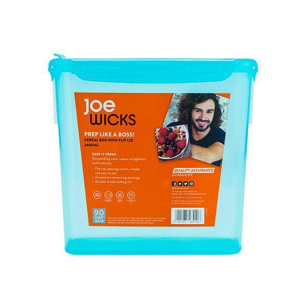 Joe Wicks Cereal Box Blue 3400ml
