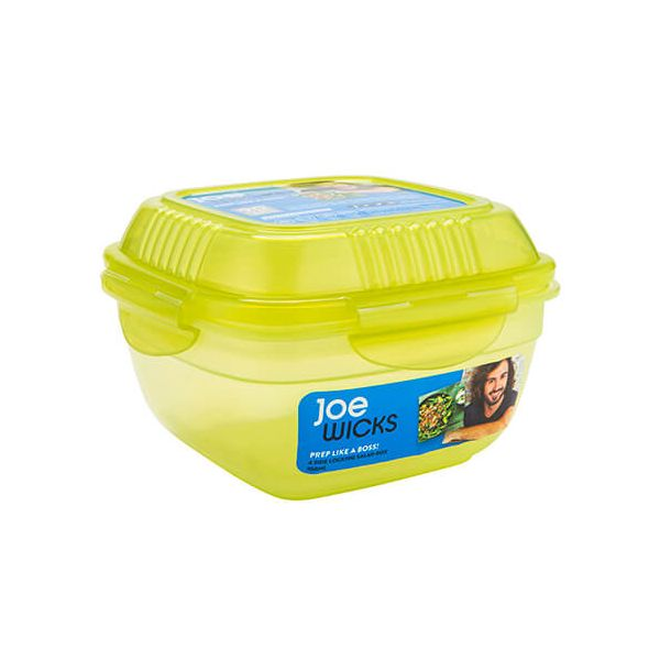 Joe Wicks Salad Lunch Box Green 950ml