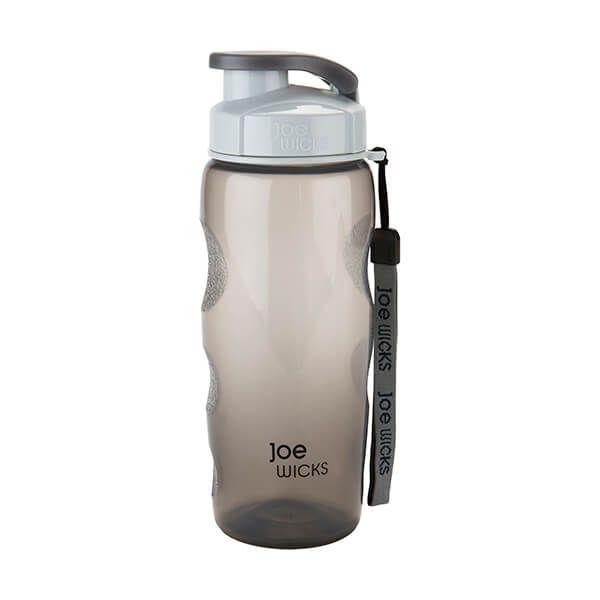 Joe Wicks Hydration Sports Bottle Grey 500ml