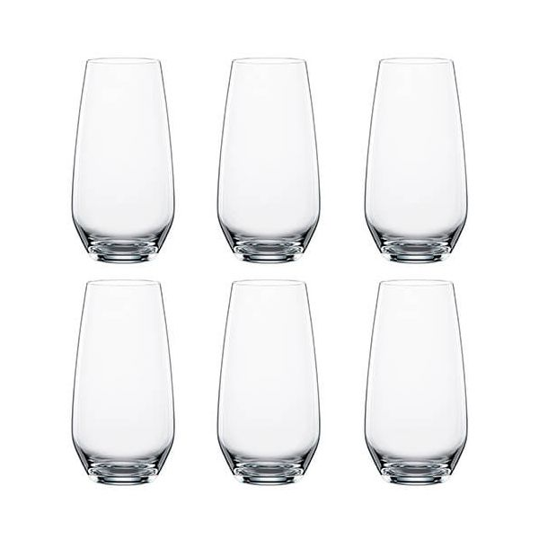 Spiegelau Authentis Summer Drink 6 Piece Set