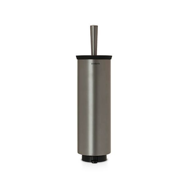 Brabantia Platinum Toilet Brush and Holder